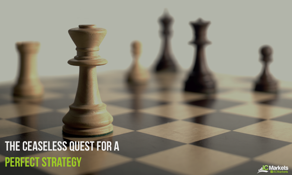 The Ceaseless Quest for a Perfect Trading Strategy